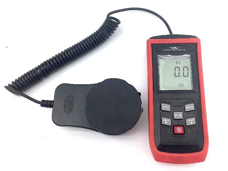 Otros equipamiento otros digital light meter