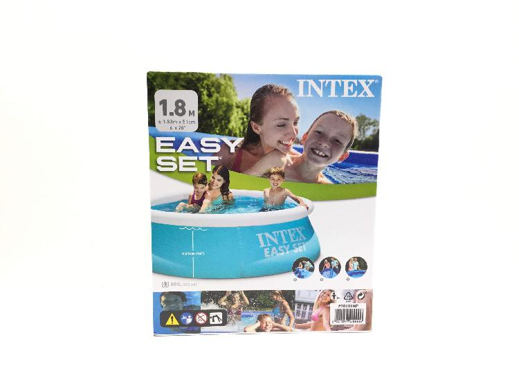 Piscina inflable intex easy set