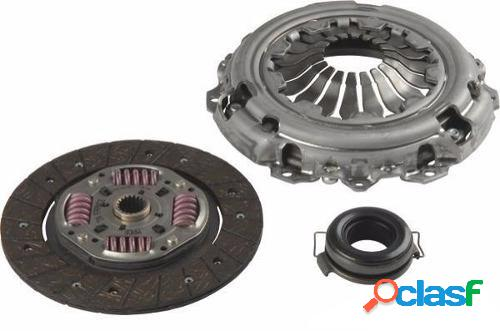 Kit embrague (prensa+disco+cojinete) opel vectra 2.2dti 16v embragues