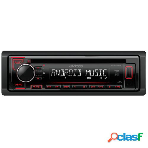 Radio cd usb kenwood kdc 120ur