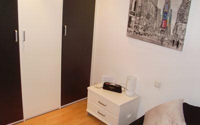 Alquiler habitación individualcon aseo privado
