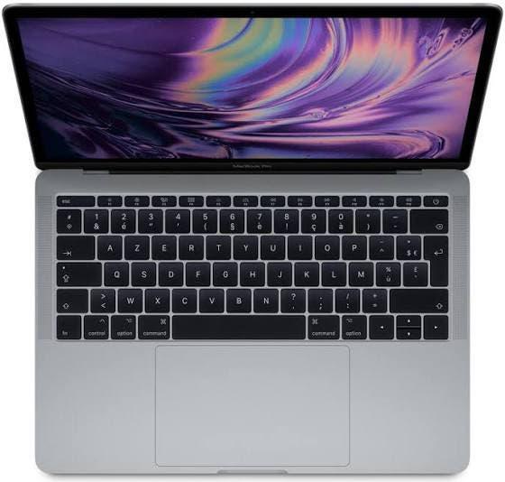 """Apple macbook pro 13,3"""" retina. (finales 2016)"""