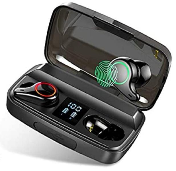 Auriculares bluetooth nuevos con micrófono