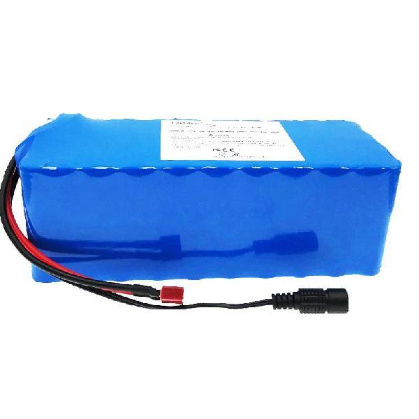 Baterías de litio usadas, portátil.