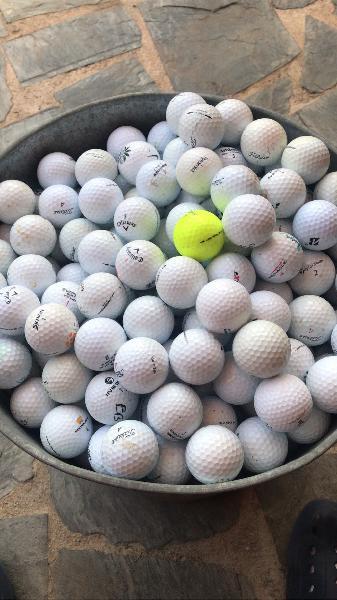 Bolas de golf marcas variadas golf balls