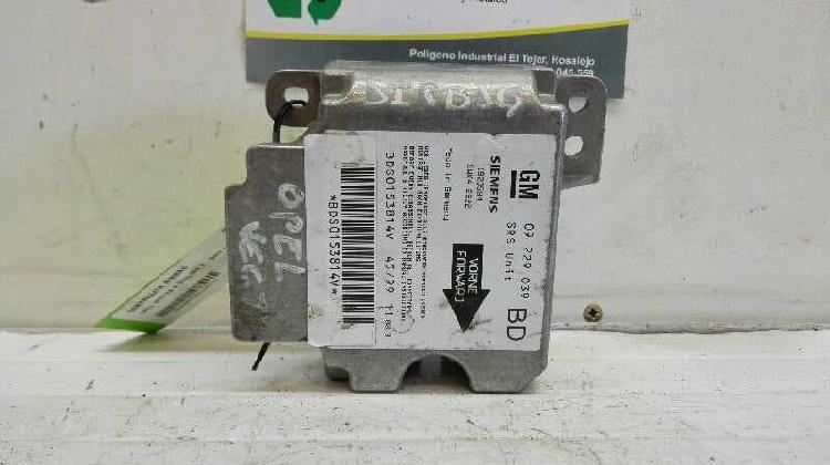 Centralita airbag opel vectra b berlina básico