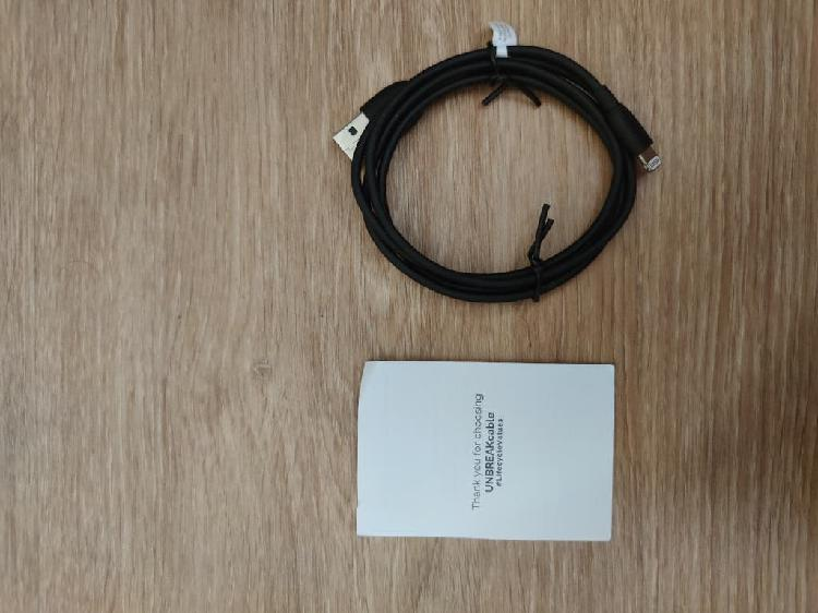 Cable de carga lightning iphone