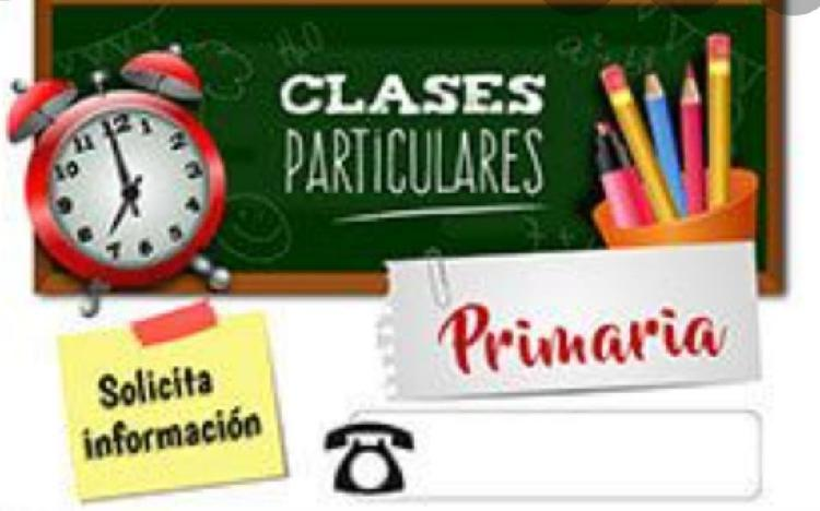 Clases particulares!
