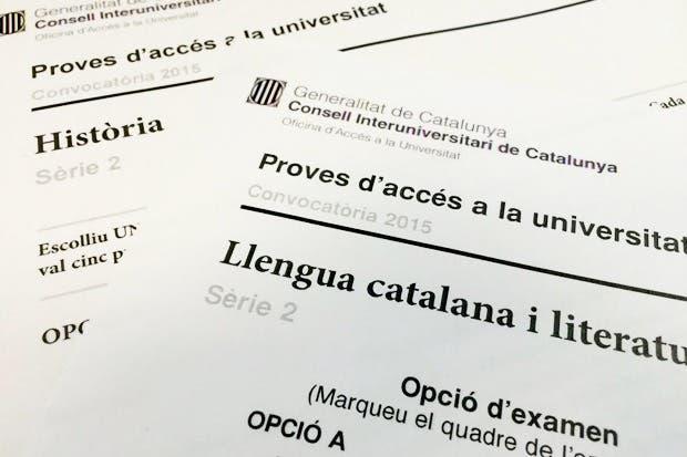 Classes particulars proves pau català