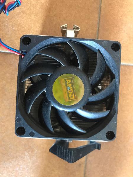 Disipador ventilador cpu amd