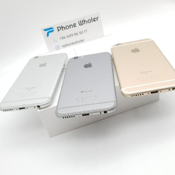 Iphone 6s 64gb con factura y garantia