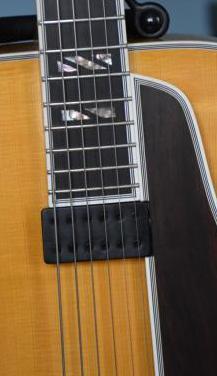 """Jaen """"rialto a"""" 17"""" arch top guitar"""