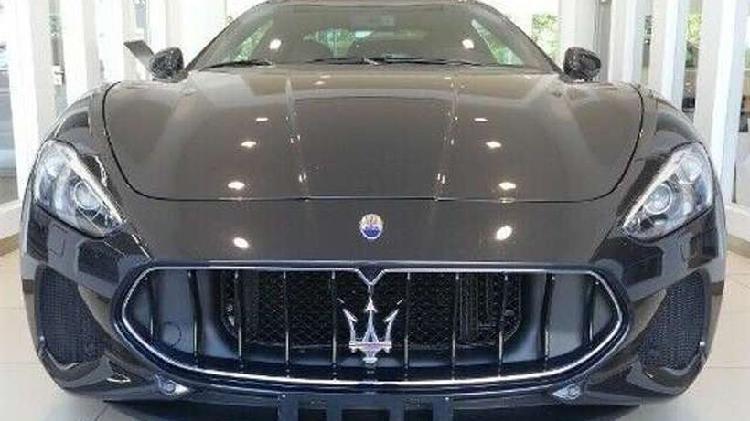 Maserati granturismo sport aut.