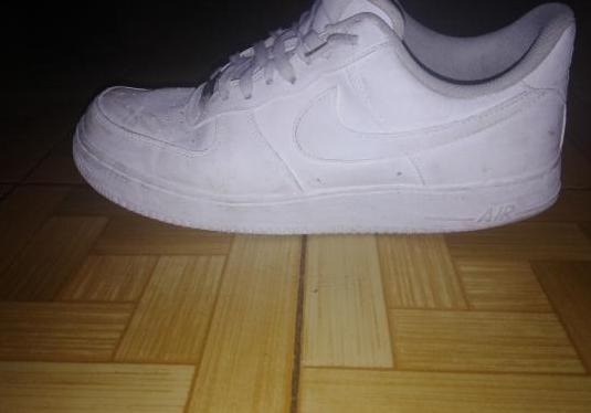 Nike air force 1 precio negociable