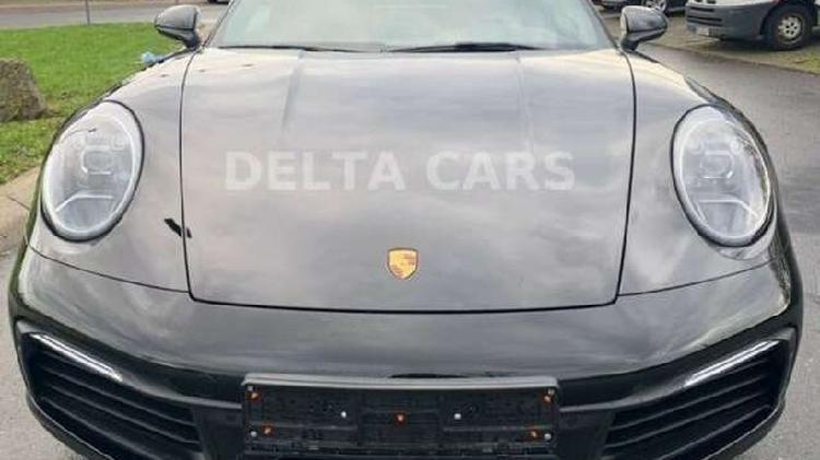 Porsche 911 992 carrera 4s *escape deportivo/bose*
