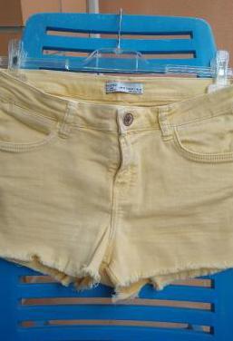 Pantalón corto chica