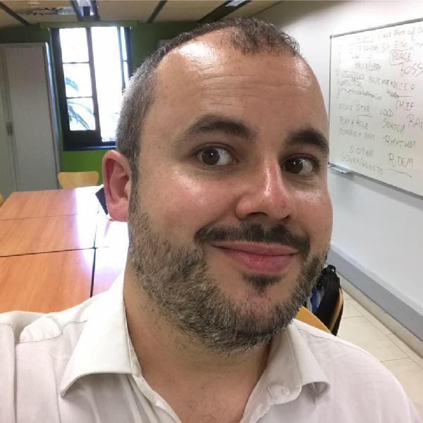 Profesor de inglés online y presencial
