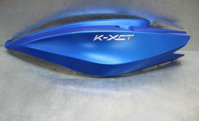 Trasero izquierdo azul kymco kxct