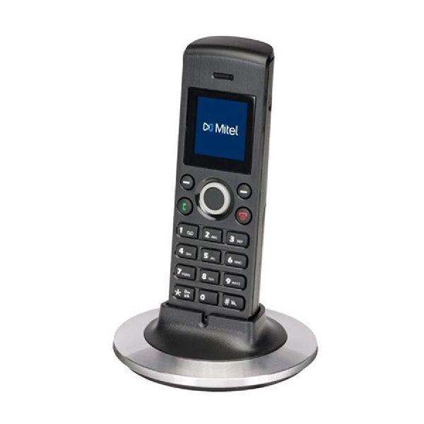 Teléfono inalambrico mitel 112 + antena dect ip