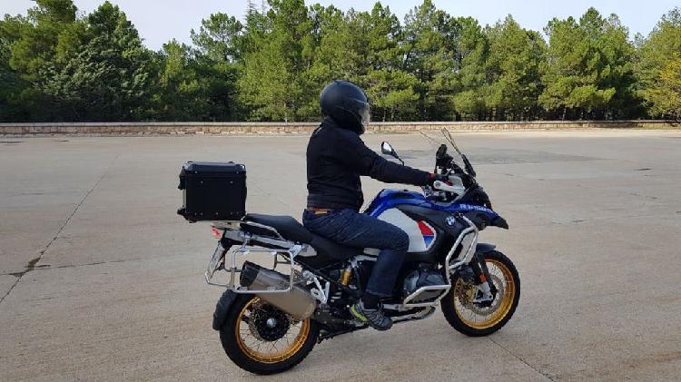 Vendo bmw 1250 adventure hp con akrapovic