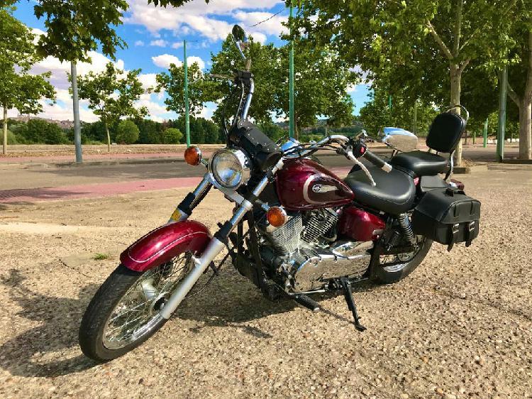 Yamaha drag star 250 cc