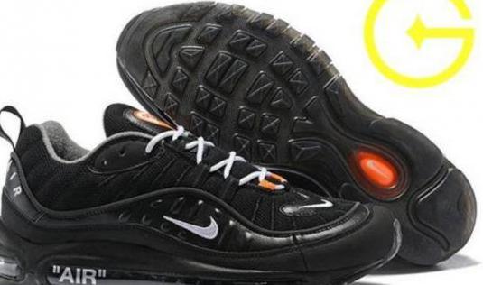 Zapatos nike air max 95, 97, 98