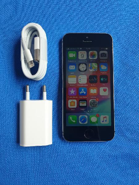Iphone 5s 16gb negro libre