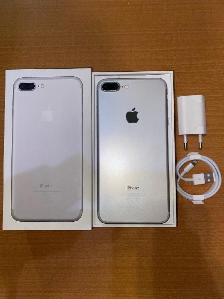 Iphone 7 plus 128gb + accesorios y factura