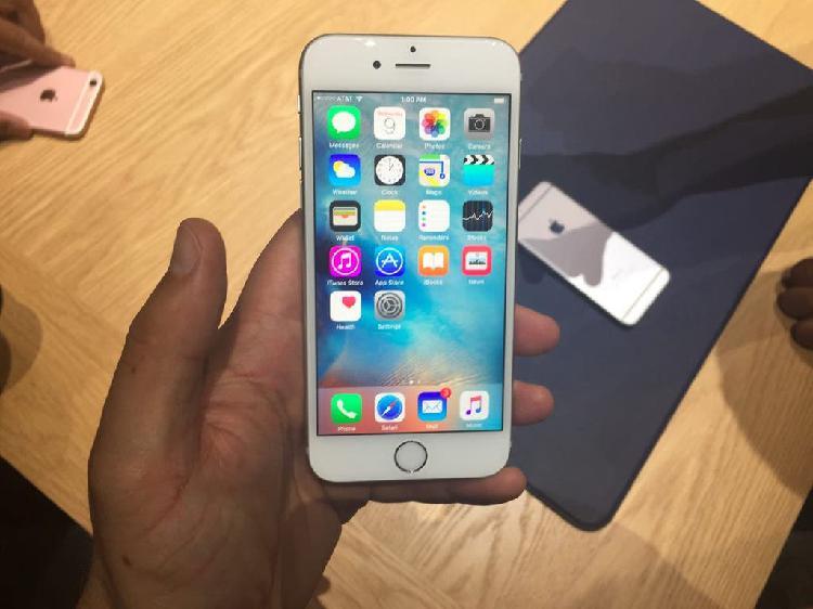Iphone 6s móvil libre