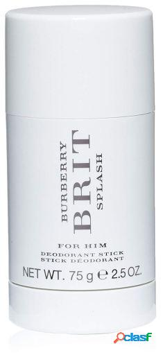 Burberry brit splash desodorante stick for him