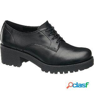 Zapato estilo masculino