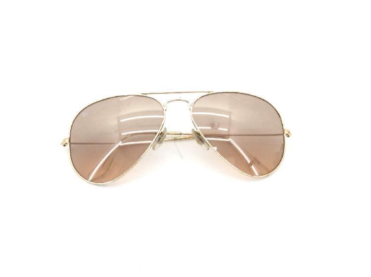 23 % gafas de sol caballero/unisex rayban aviador