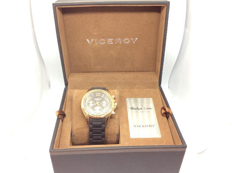 5 % reloj pulsera señora viceroy 47894 penelope cruz