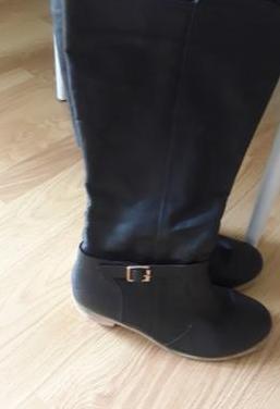 Botas y botines de señora