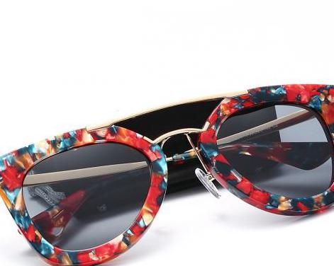Gafas de sol diseño polarizadas nuevas
