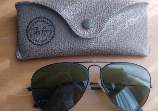 Gafas de sol rayban aviador vintage con solera