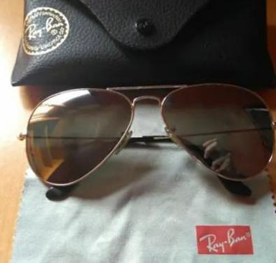 Gafas sol rayban aviator