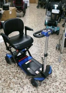 Vehículo movilidad reducida