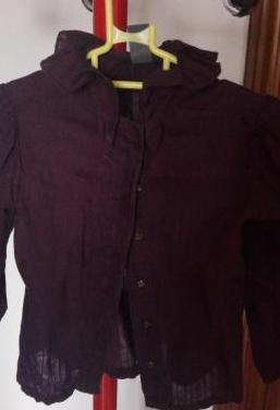 Zara camisa gasa
