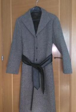 Abrigo gris t.s