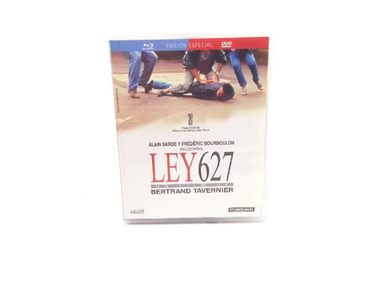Ley 627