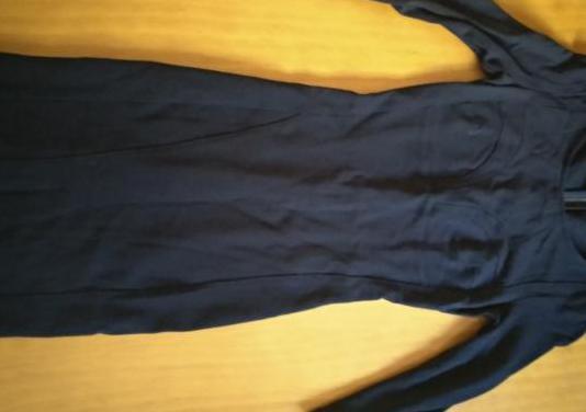 Vestido negro bershka talla s