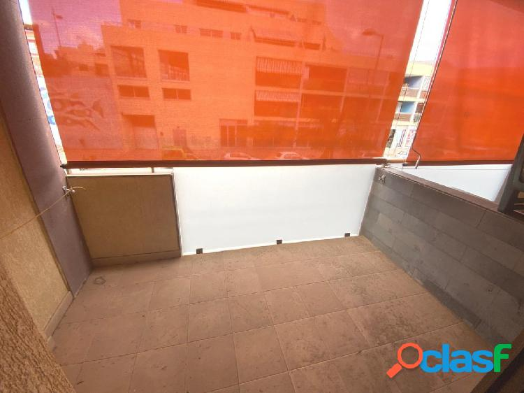 Alcala piso 2 habitaciones a 200 metros del mar a estrenar