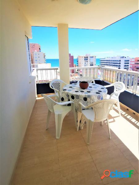Apartamento playa de gandia - vistas al mar y montaña