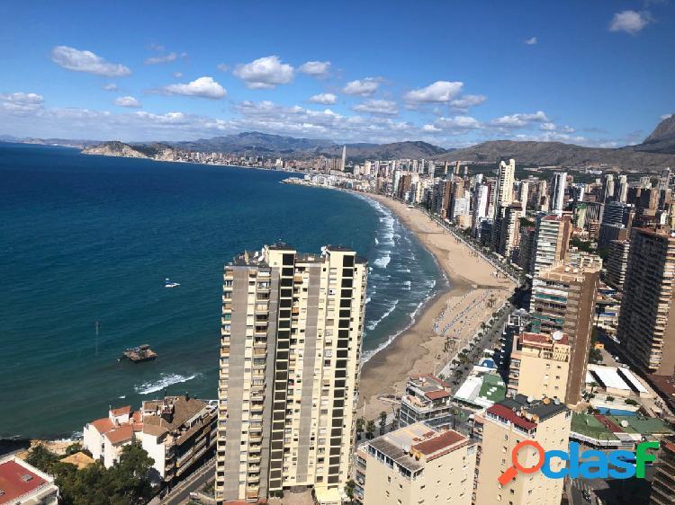 Apartamento vistas mar
