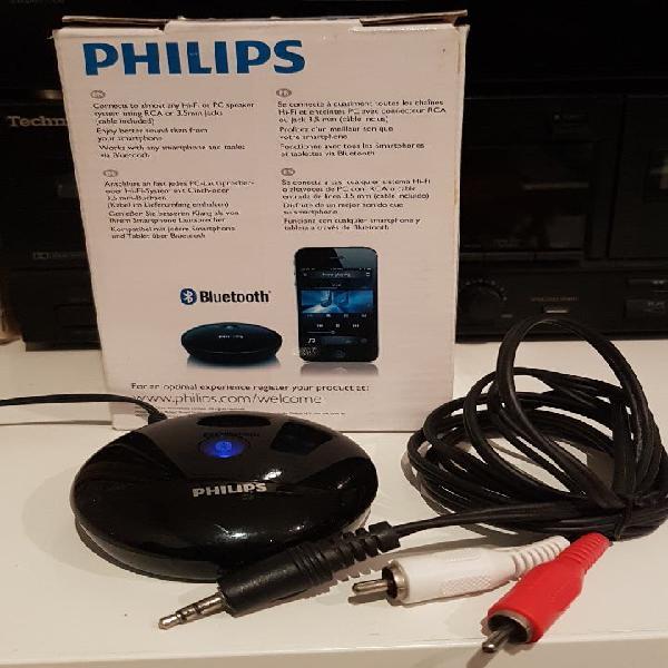 Adaptador bluetooth hi-fi phillips receptor bt