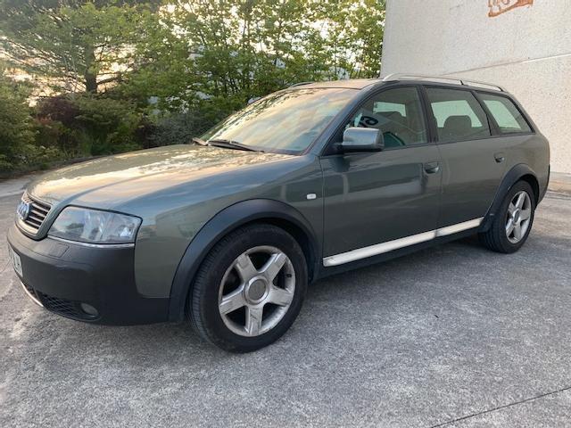 Audi allroad 4x4 2.7 t 250 cv '01