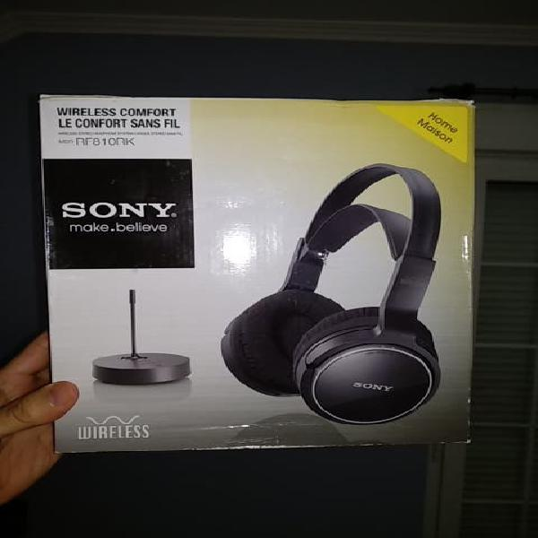 Auriculares sony inalambricos