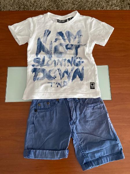 Conjunto ropa niño tumble 92 cm / 2 años
