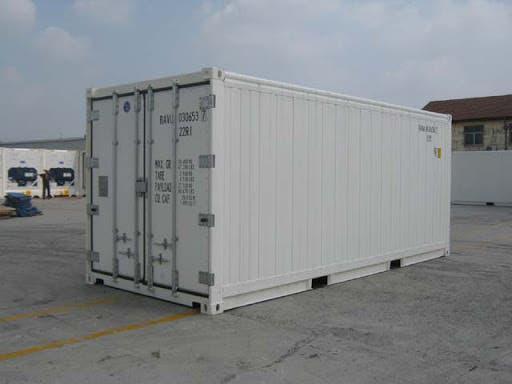 Contenedor 20 pies 40 pies refrigerador refrigerad